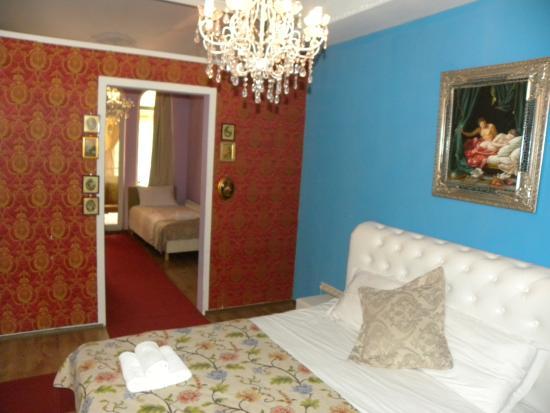 Villa Rococo: Suite Emanela