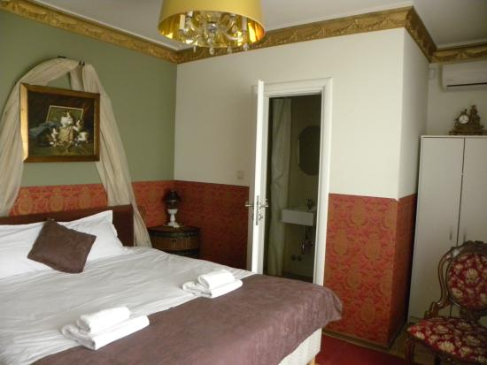 Villa Rococo: Double room Beatrix