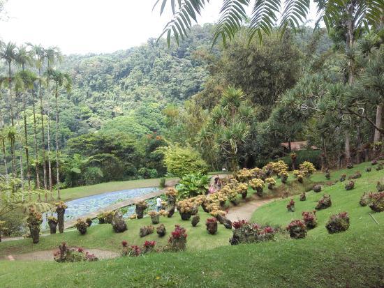 Jardin de Balata: un très beau parc