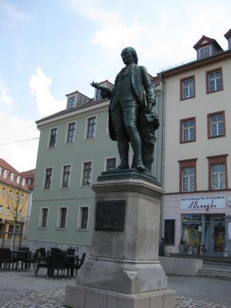 Palias Schardt Mit Goethe-Pavillon