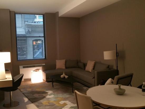 il soggiorno - Picture of Lyric, New York City - TripAdvisor