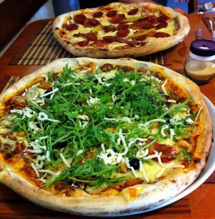 Ivanic Grad, كرواتيا: Pizzeria Roso