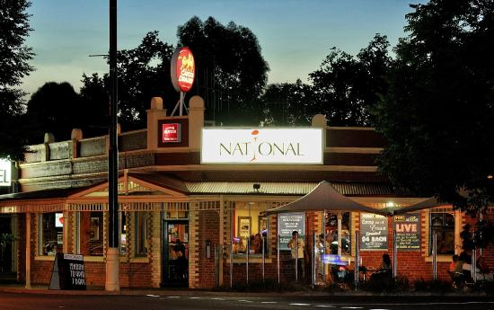 The National Hotel Bar and Grill