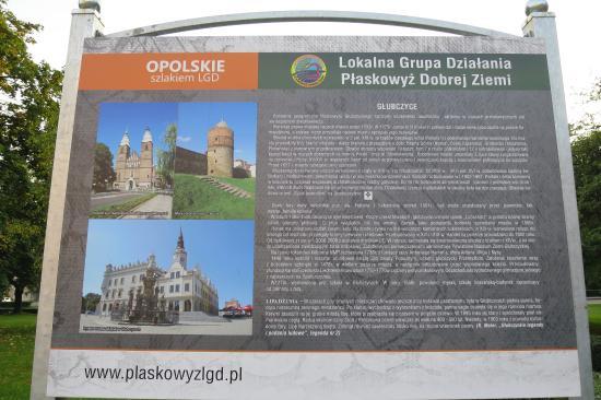 Glubczyce, โปแลนด์: Nice small town 2