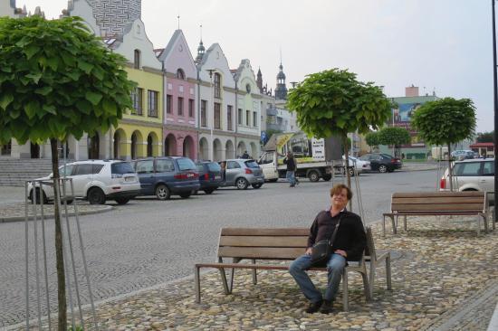 Glubczyce, โปแลนด์: nice small town 4