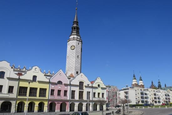 Glubczyce, Poland: Center of the town