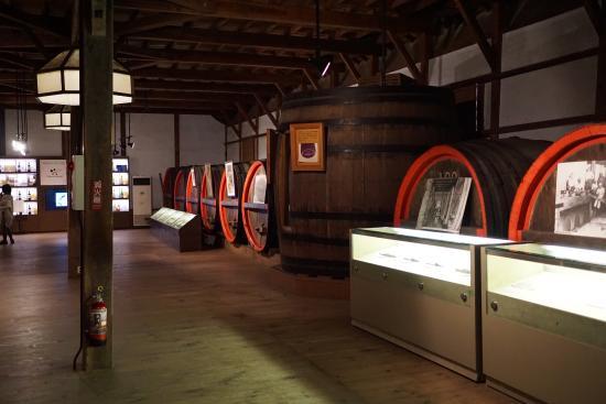 Chateau Mercian Winery Museum