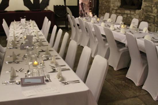 Till Death Do Us Part - Murder Mystery Dinner @Smithills Hall, Bolton Hosted by The Orange Event