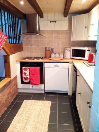Frampton, UK: Kitchen