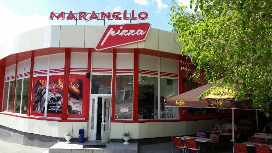 Maranello Pizza