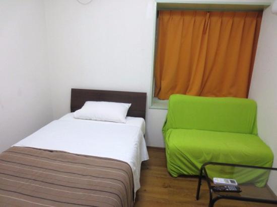 Hotel Harbor: 客室