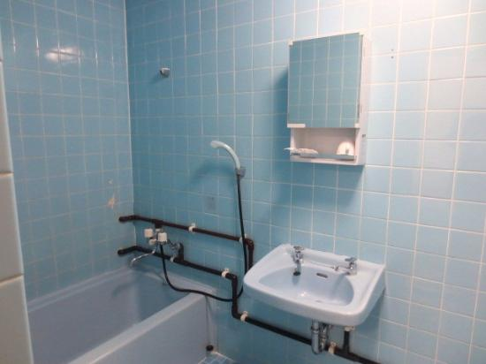 Hotel Harbor: 浴室