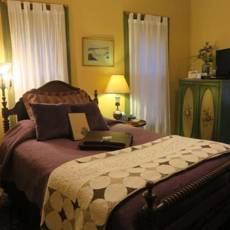 Adamstown, Pensilvania: Topaz Room