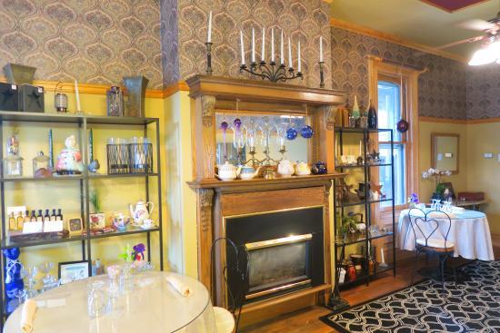 Adamstown, Pensilvania: Breakfast Room
