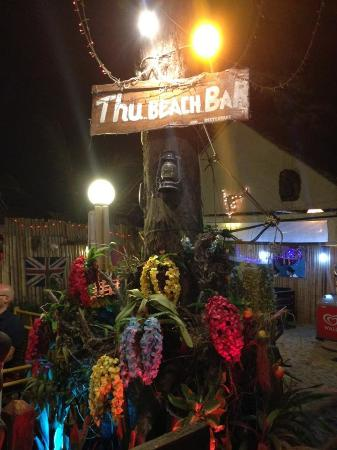 Thu Beach Bar and Restaurant