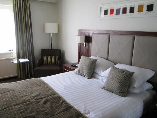 Sutton Scotney, UK: Bedroom