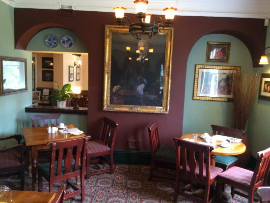 Edale, UK: DINING ROOM