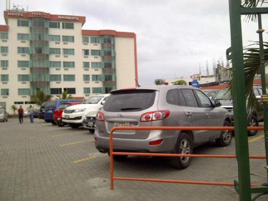 Potret Hotel El Marques