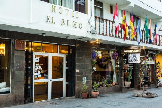 El Buho Hotel: Hotel El Buho.