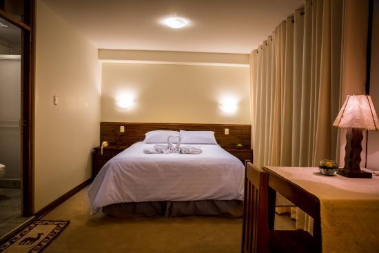 El Buho Hotel: Habitación Suite Confort.