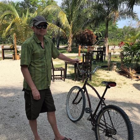 Hotel and Hostal El Punto: Bikes at El Punto