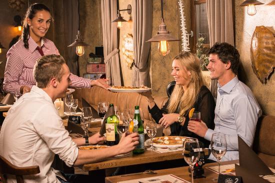 Ristorante Pizzeria Angelo: Italienischer Abend in gemütlicher Atmosphäre