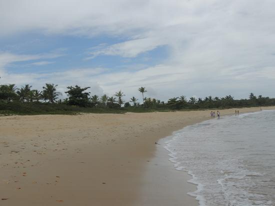 Санта-Крус-Кабралия: Praia Coroa Vermelha