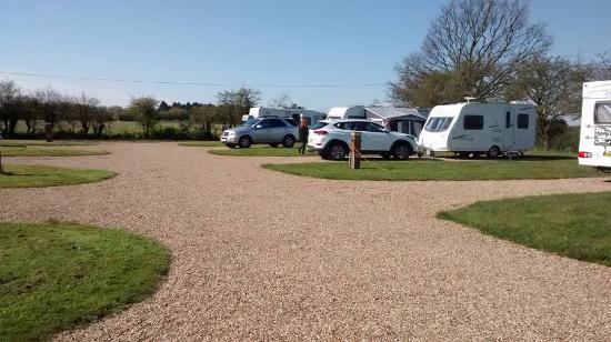 Jaydene Touring Caravan Park Suffolk