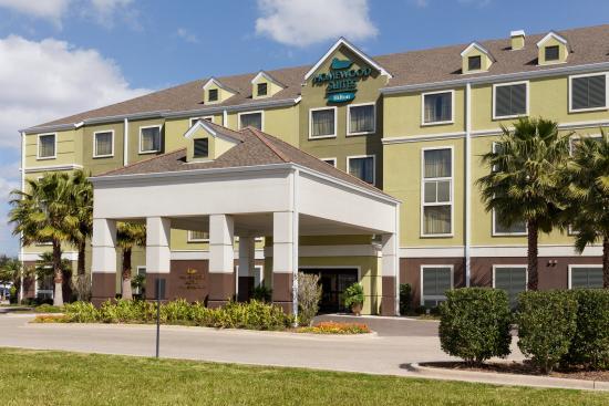 Homewood Suites by Hilton Lafayette-Airport, LA: Hotel Face Exterior