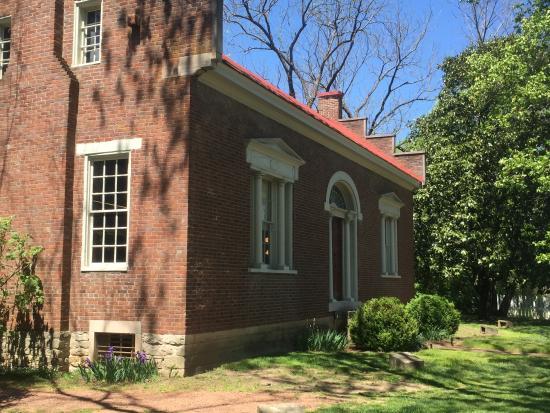 Franklin, TN: The Carter House