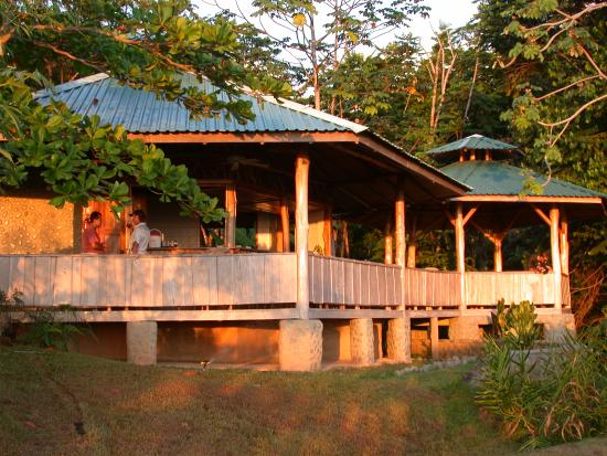 La Cusinga Eco Lodge: Aracari Restaurant