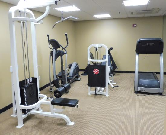 Red Roof Inn Hartford - New Britain: Fitness Center