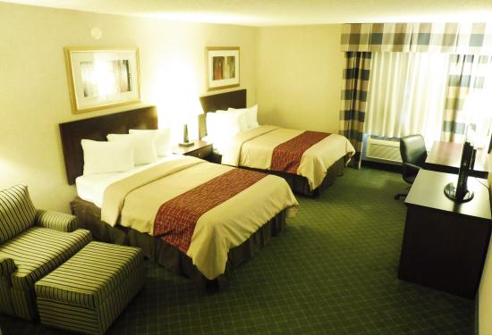 Red Roof Inn Hartford - New Britain: Double Deluxe