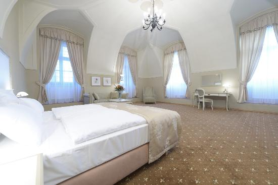 Povazska Bystrica, สโลวะเกีย: Izba De luxe