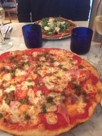 Bosco Picture Of Pizza Express Shrewsbury Tripadvisor