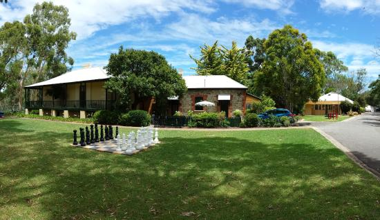 Adelaide's Levi Park