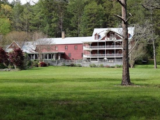 Clarkesville, GA: Inn