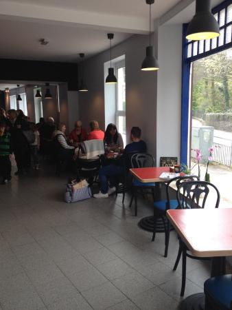Plenty Of Seating Picture Of Brynmill Coffee House