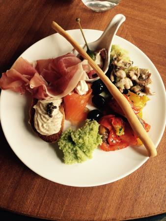 Velluto Italian Restaurant (Bund)