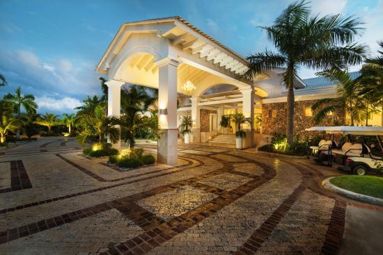Eden Roc at Cap Cana : Main Entrance