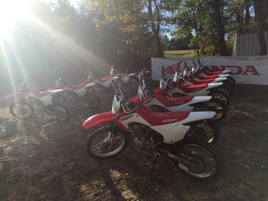 Bethany, Canadá: Trail Tours Dirtbike / ATV School