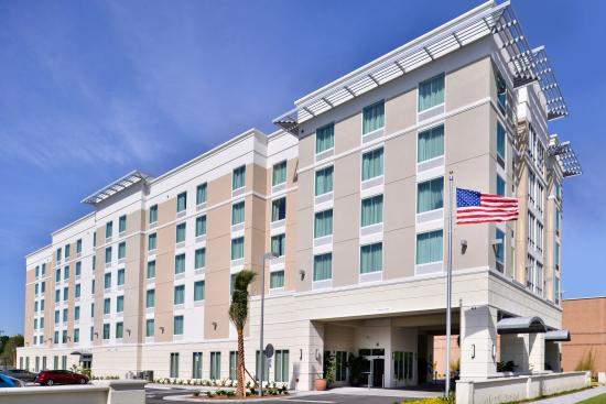 Hampton Inn & Suites Orlando / Downtown South - Medical Center