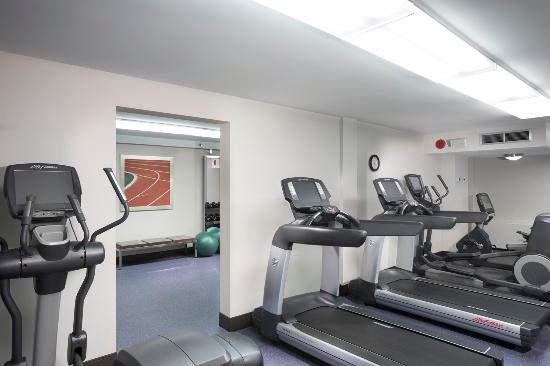Four Points by Sheraton Kansas City - Sports Complex : fitness