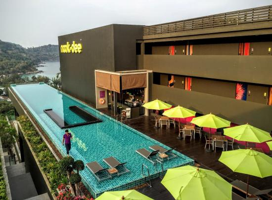 Nook Dee Kata Beach Resort Picture Of Boutique By