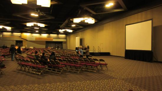 Northern Kentucky Convention Center: One of  the meeting rooms