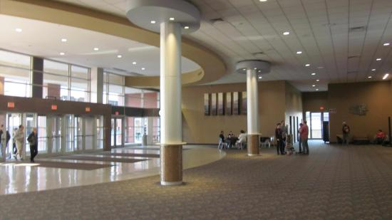 Northern Kentucky Convention Center: Lobby (first floor)