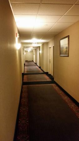 Paradise, PA: Clean hallways