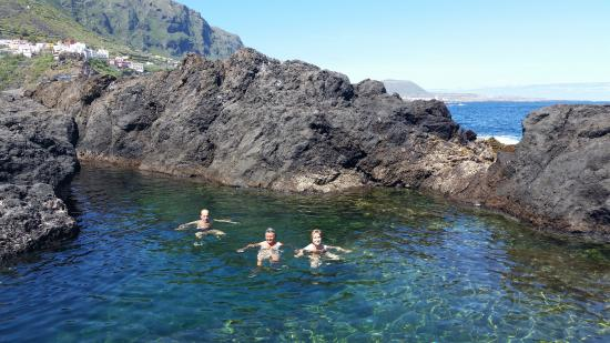 Picture of piscinas naturales el caleton for Piscina natural tenerife