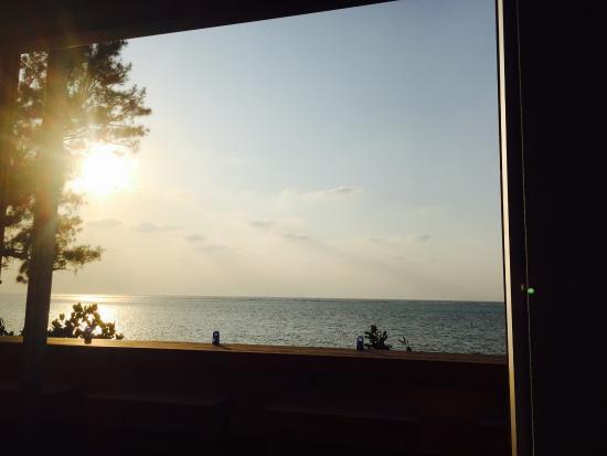 Kafuu Resort Fuchaku Condo Hotel: フチャクビーチにカフービーチハウスがオープンしていました。