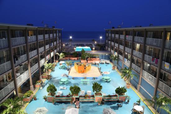 The 10 Closest Hotels to Seacrets, Jamaica U.S.A., Ocean City